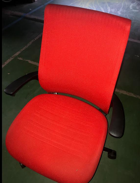 オフィス家具/チェア/コクヨ/M-4/赤