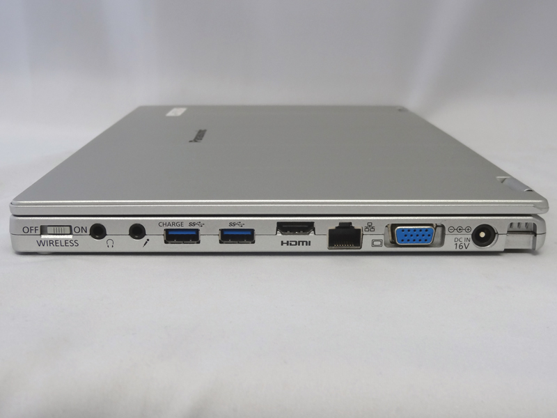 Panasonic CF-MX3   CF-MX3LGCCS Intel Core i5-4310U 2.00GHz  4G  SSD 128G